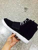 Кроссовки Adidas Yeezy Boost 750 (Black/White), фото 1