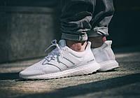 Кроссовки Adidas Ultra Boost (White), фото 1