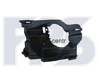 Рамка фары противотуманной Renault Logan 09-