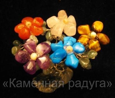 Букет «Барвинок» (5 цветков)