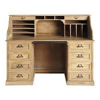 """Письменный стол из дерева """"NATURALISTE"""", фото 1"""