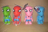 Человек-паук резиновый