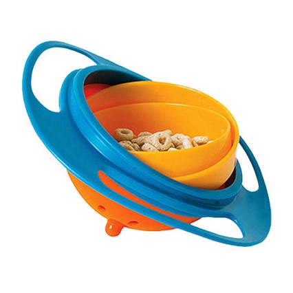Чашка-непроливайка Універсальний Gyro Bowl, фото 2