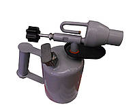 Мини паяльная лампа Мотор Сич LP-0,5: керосин/бензин, баллон 0,5 л, расход 0,8 л/ч, 26х20х9,5 см