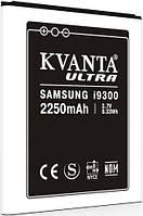 Аккумулятор для Samsung i9300 Galaxy S3, i9080, i9082 Grand, батарея EB535163LU Kvanta Ultra / Avalanche