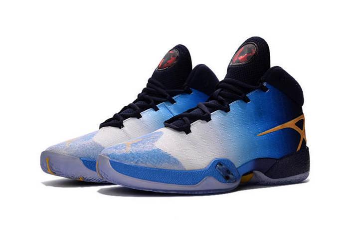 Купить Кроссовки мужские Nike Air Jordan 30   AJM-588 (реплика) в ... 2d4b4e231ee