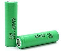 Аккумулятор Samsung ICR18650-22F 2200 mAh Li-ion MS