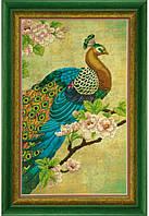Набор для вышивки бисером Райская птица Б-748