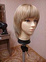 Женский парик из натуральных волос недорого.