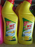 Средство для мытья унитазов WC Reininger Райнингер 1л