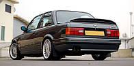 Задний бампер БМВ Е30 М-Тех 2, BMW E30 M Tech 2