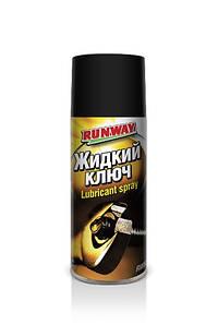Жидкий ключ (смазка) Runway 400мл (RW6086)