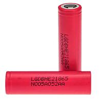 Аккумулятор LG 18650 (DBHE21865) 2500 mAh Li-ion MS