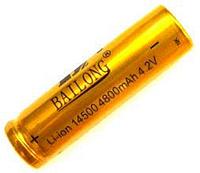 Аккумулятор 14500 4800 мА/ч MS