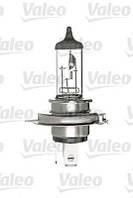 Лампа автомоб. Н4 12V 60/55W P43t-38 Life x2 VALEO (1шт)
