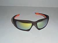Спортивные очки 7076, велоочки, очки для бега, солнцезащитные, спортивные, очки для гребли, велоспорт