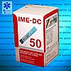 Тест-полоски для определения уровня глюкозы в крови IME-DC / ИМЕ-ДС 50 шт.