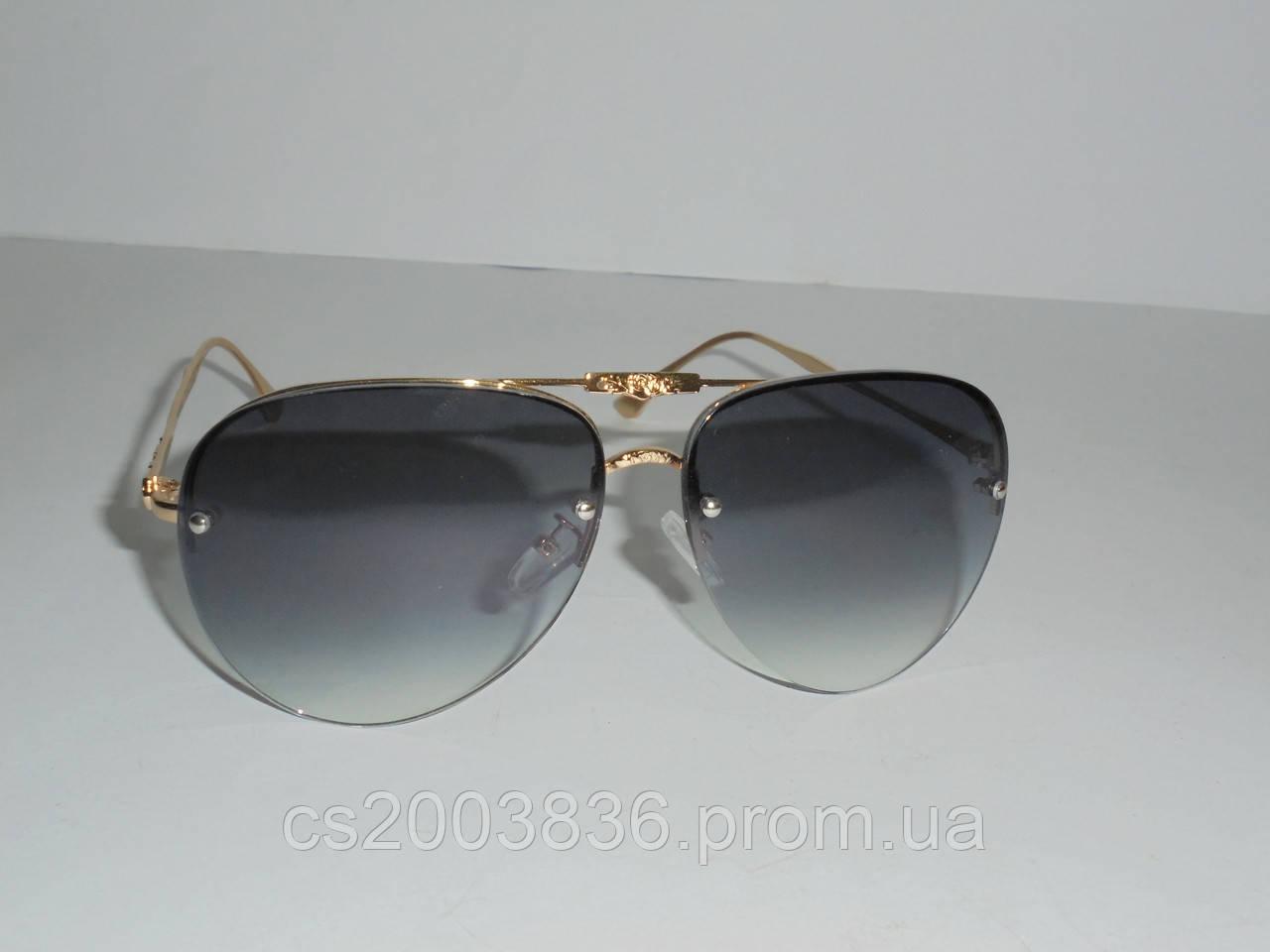 aa6aa4eeb295 Женские солнцезащитные очки Aviator 6832, очки авиаторы, модный аксессуар,  женские,качество ...