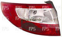 Фонарь задний правый на Renault Fluence,Рено Флюинс