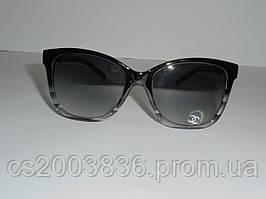 Солнцезащитные очки Chanel  Wayfarer 6843, очки фэйфэреры, модный аксессуар, очки, женские очки, качество