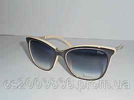 Солнцезащитные очки Dior Wayfarer 6844, очки фэйфэреры, модный аксессуар, очки, женские очки, качество