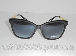 Солнцезащитные очки Dior Wayfarer 6845, очки фэйфэреры, модный аксессуар, очки, женские очки, стильные