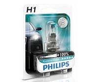 Лампа автомоб. Н1 12V 55W +100% галоген X-treme Vision PHILIPS (1шт)