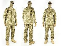 Уставная (100% или 80% хлопок) летняя форма ВСУ 2017(ММ-14) (китель+брюки)