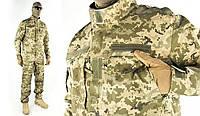 Летняя форма ВСУ  2016(реплика) (65% полиэфир/35% хлопок),  (китель+брюки) размеры: 46/4,50/4,52/4