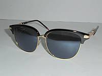 Солнцезащитные очки Clubmaster 6853, очки броулайнеры, модный аксессуар, очки, женские очки, качество