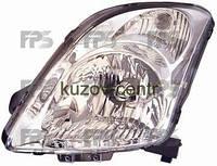 Фара левая на Suzuki Swift,Судзуки Свифт 05-10