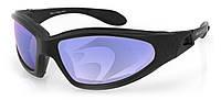 Очки Bobster GXR зеркально голубые линзы