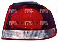 Фонарь задний левый на Volkswagen Golf,Фольксваген Гольф,Фольксваген Гольф 6, VI 09-
