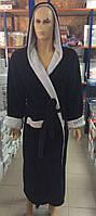 Мужские махровые халаты SPORT