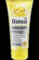 Антивозрастной увлажняющий крем для рук и ногтей  Balea Handcreme Anti-Age