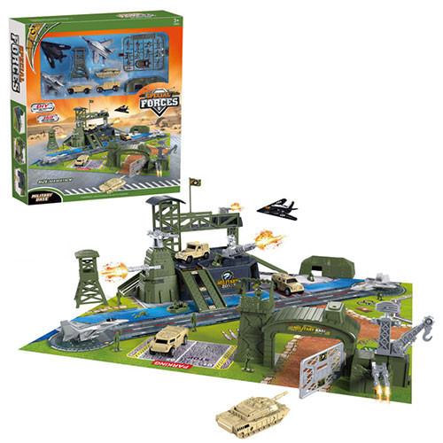 Игровой набор Военной техники P836-A