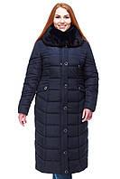 Женское зимние пальто Nui Very (Нью Вери) Дайкири 3 с/м мутон