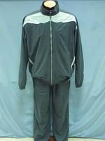 Костюм спортивный MASTER SPORTS мужской   серый с свело серым 519157