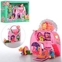 Игровой набор домик для фигурок«My little pony»2386