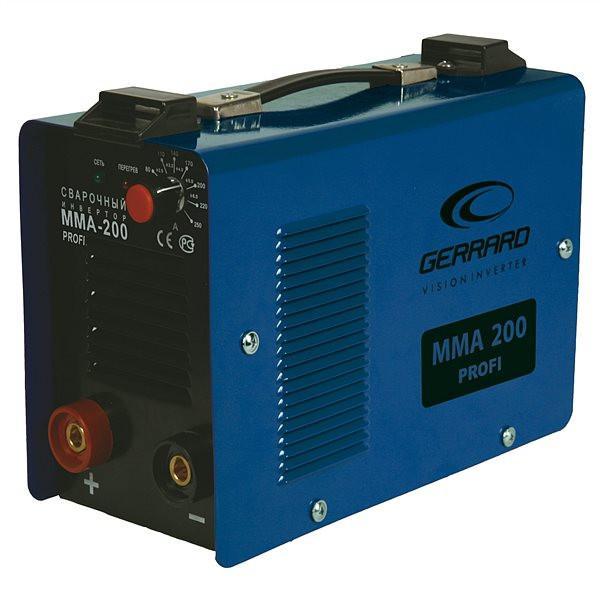 gerrard mma 200 схема электрическая