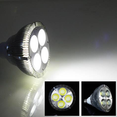 Энергосберегающая светодиодная лампочка на 25W E27, фото 2