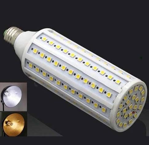 Энергосберегающая светодиодная лампочка на 30W E27, фото 2