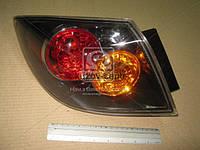 Фонарь задний левый на Mazda (Мазда) 3 04- (пр-во DEPO)