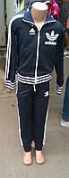 Детский спортивный  костюм  трикотаж