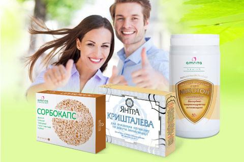 Препараты при отравлении-набор фитопрепаратов Детокс для вашей аптечки!