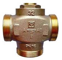 Термостатический трехходовой смесительный клапан HERZ Teplomix DN 32