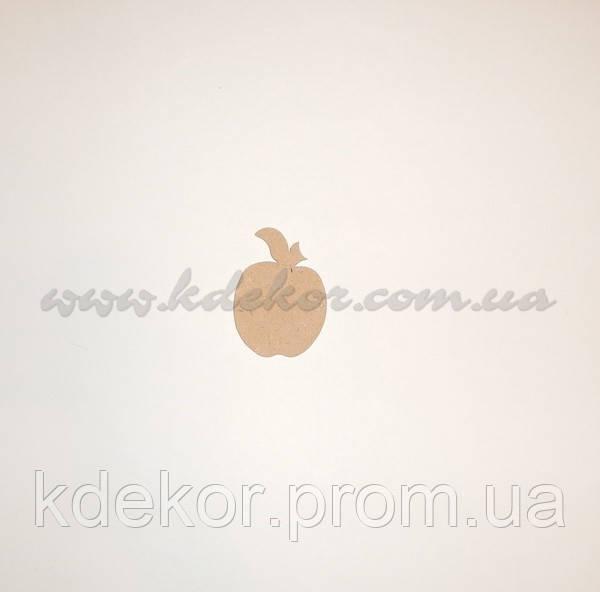 Яблоко (Яблочко)  заготовка для декупажа и  декора