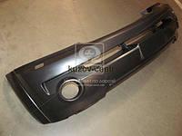 Бампер передний (под омыватели фар)(под расширитель) KIA Sorento (КИА Соренто) 02-06 (пр-во Mobis)