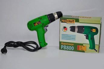 Шуруповерт сетевой Procraft PB-800, фото 2