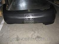 Бампер задний Chevrolet Aveo (Шевроле Авео) T250 06- (пр-во TEMPEST)